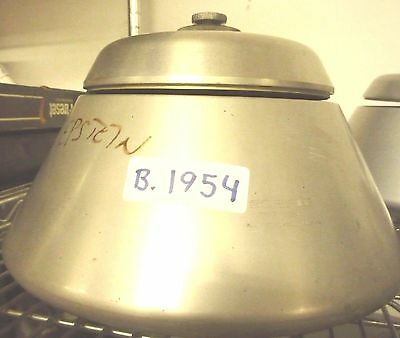 Sorvall Type Gsa - Centrifuge Rotor (Item #1954/17) Price  Reduced From 421.00