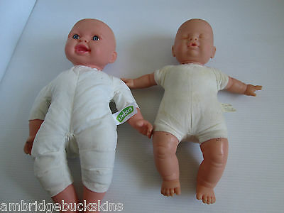 Tinkers baby doll Cloth Body With Sleeping Baby Friend