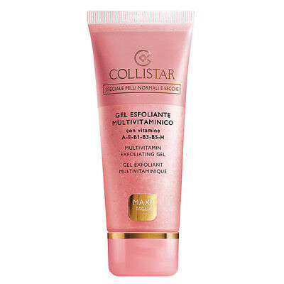 COLLISTAR GEL ESFOLIANTE MULTIVITAMINICO MAXI TAGLIA - 100 ml
