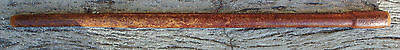 Military swagger stick 1914 WW1 antique