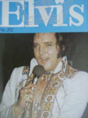 Elvis Monthly UK Booklets- 27th Year -1986- 6 Issues- #312/313/314/315/316/317