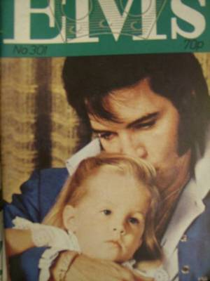 Elvis Monthly UK Booklets- 26th Year -1985- 6 Issues- #300/301/302/303/304/305