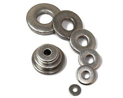 A2 Stainless Steel Heavy Thick Flat Washers For Bolts - Din 7349 - Rust Proof Vw