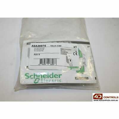 Schneider A9A26975 Acti9 2x Terminal shield 18mm iC60 - New Surplus Open