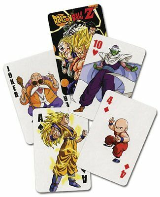 Dragonball Z Playing Cards