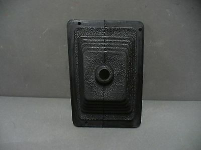 63 64 Ford Galaxie 500XL 4 speed shift boot Mercury S-55 Fairlane Sport Coupe
