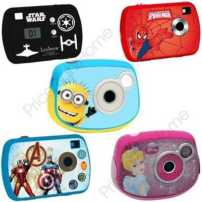 Charakter 1.3Mp Digitalkamera Kinder Eiskönigin Minions Star Wars Spiderman