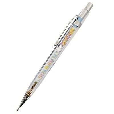 Sanrio Sun-Star Hello Kitty 0.5mm Mechanical Pencil (Lt.Blue/Transparent)