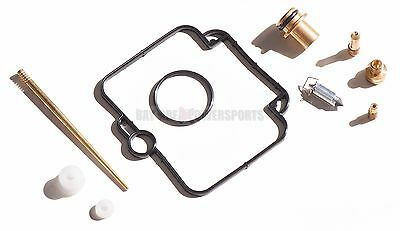 Polaris Sportsman Scrambler 500 Carburetor Carb Rebuild Repair Kit New 2003-2005