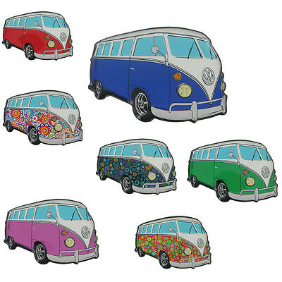 VW Campervan Fridge Magnet 7 Designs Available Official Licensed Volkswagen Gift