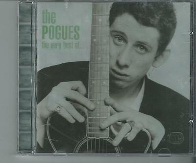 The Very Best Of The Pogues Cd