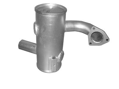 Jcb Parts 3Cx -- Exhaust Silencer Non Turbo (Part No. 993/66200)