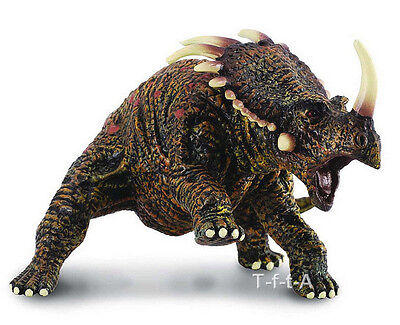 FREE SHIPPING | CollectA 88147 Styracosaurus Dinosaur Toy - New in Package