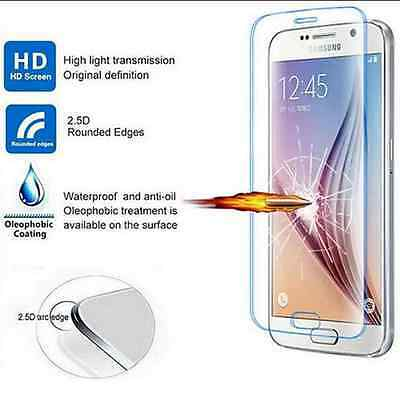 Real Premium 9H Tempered Glass Guard Phone Screen Protector Film  For Samsung