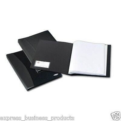 Rexel A4 Soft Touch Display Book 24 Pockets - AA2101185