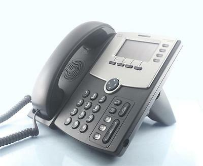 CISCO SPA504G 4-Line IP Phone - B Grade