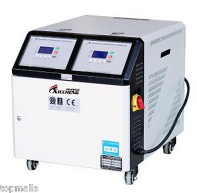 6kw oil type two-in-one mold temperature controller machine plastic / chemical