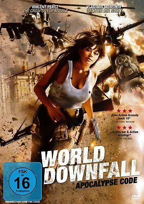 World Downfall - Apocalypse Code - DVD/NEU/OVP