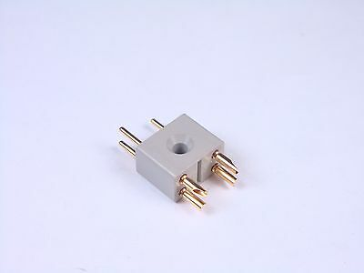 JF1S3PB Winchester Electronics Connector JF Series 4 Pos 7.5A NOS