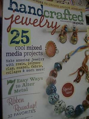 Handcrafted Jewelry Magazine 2010- 25 Projects, 7 Ways To Alter Metal