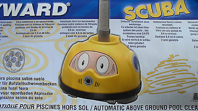 Hayward Scuba Above Ground Automatic Vacuum Suction Pool Cleaner