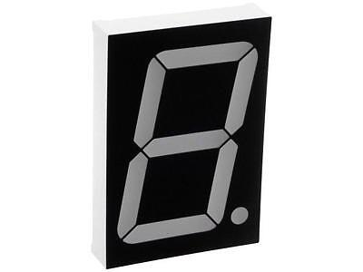 OPD-S23011LY-BW Display LED 7-segment 56mm yellow 160mcd cathode