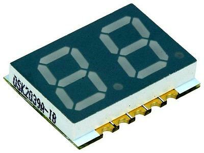 OSK2039A-IR Display LED SMD 7-segment 10mm red 4-15mcd anode No.char2