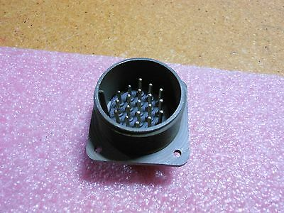 Itt Connector With Contacts # Ct02E22-14Pf9 Nsn: 5935-00-424-9638