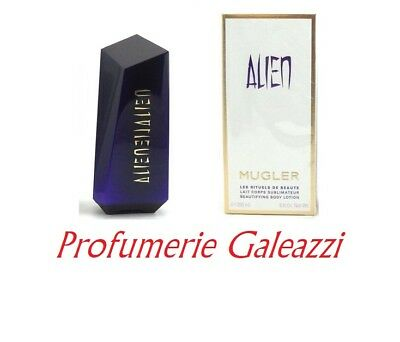 THIERRY MUGLER ALIEN DONNA LES RITUELS D'OR RADIANT BODY LOTION - 200 ml