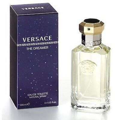 VERSACE THE DREAMER UOMO EDT NATURAL SPRAY - 100 ml