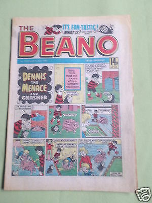 The Beano  - Uk Comic - 23 Mar 1985 - # 2227