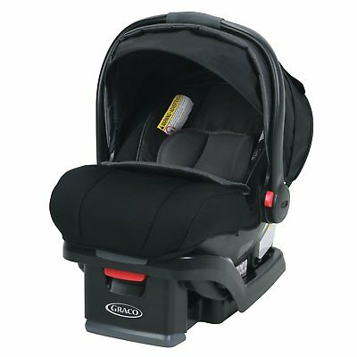 Graco SnugRide SnugLock 35 XT Infant Car Seat, Gotham Comes w/ Base 3DAYSHIP