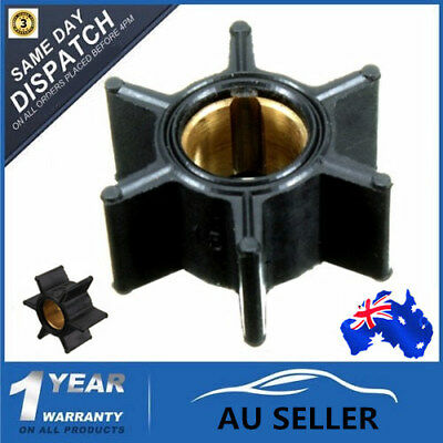 Water Pump Impeller For Mercury Mariner Marine 4HP - 9.8HP Outboard 47-89981