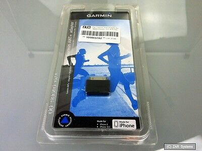 Orig. Garmin ANT+ Adapter für Apple iPhone 3GS 4 4S für Garmin Fit iPhone App.