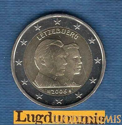 2 euro Commémo - Luxembourg 2006 Grand Duc Guillaume Luxembourg