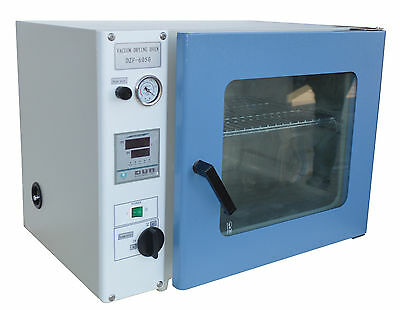 "0.9 Cu Ft 12x12x11"" WxDxH Digital Vacuum Drying Oven for Lab Industry 110V New"