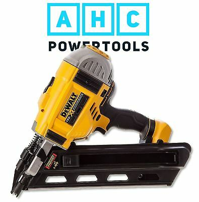 Dewalt DCN692N 18V Cordless li-ion Brushless Framing Nailer 90mm - Body Only