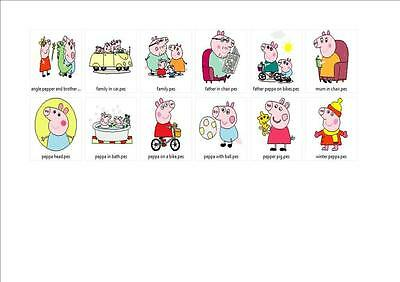 Peppa & George Pig Brother Machine Embroidery Designs PES CD,USB