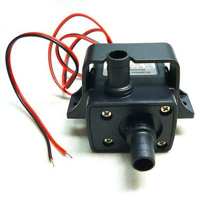 Ultra Quiet DC 12V 3m 240L/H Brushless Motor Submersible Pool Water Pump Solar