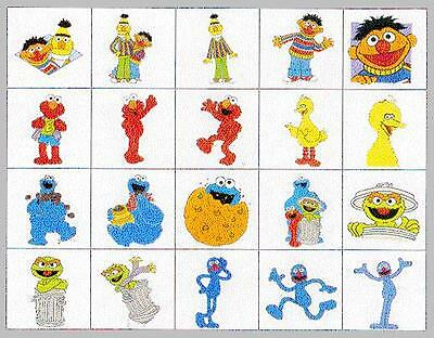 Sesame Street Elmo Brother Machine Embroidery Designs PES CD,USB
