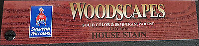 Sherwin William Color Fandeck Paint Interior Exterior Wood Stain Swatch Fan Deck