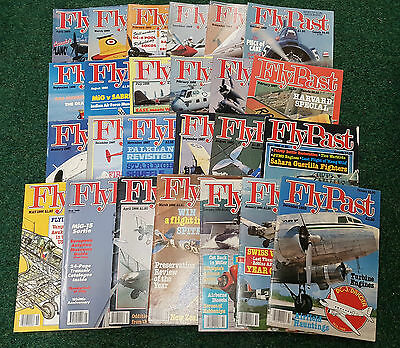 Collection Of Airplane Magazines 54 In Total Inc Flypast Etc