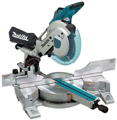 Makita LS1016L 10-Inch 15 Amp Dual Slide Compound Miter Saw with Laser