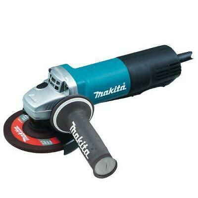 Makita 9558PB Powerful 7.5 Amp Motor 5-Inch Angle Grinder with Paddle Switch