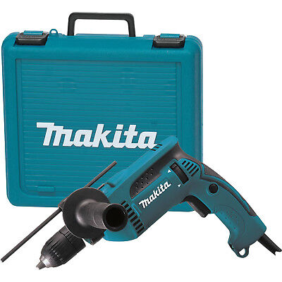 Makita HP1641K 5/8-Inch 6.0 Amp 2,800 and 44,800 Bpm Corded Hammer Drill Kit