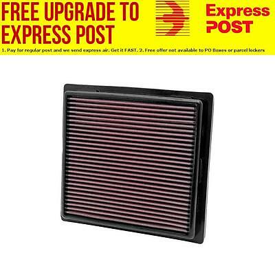 K&N PF Hi-Flow Performance Air Filter 33-2457 fits Jeep Grand Cherokee WK 3.6 V6