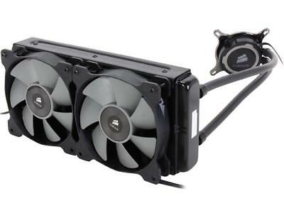 Corsair Certified Hydro Series H105 Extreme Performance Water/Liquid CPU Cooler