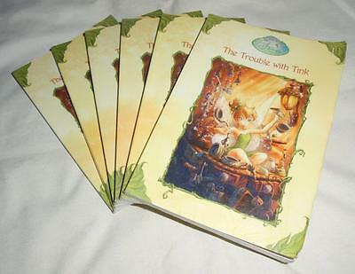 Guided Reading: Set of 6 The Trouble With Tink chapter books
