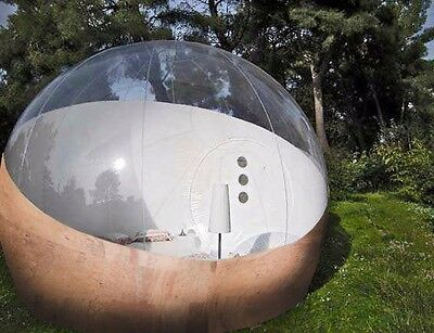Bubble Tent Transparent Dome Tent Outdoor Camping 4m Tunnel Air bubbles VIP Loge