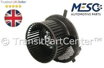 Heater Blower Motor  With Climate Control Audi A3 Tt, Tt Roadster, 1K2820015